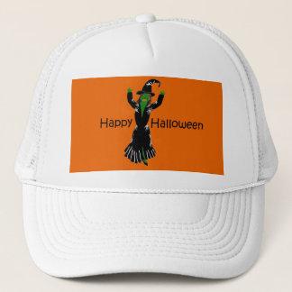 Witch-Happy-Halloween Trucker Hat