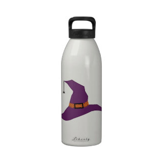 Witch Hat Reusable Water Bottles