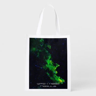 Witch Head Nebula astronomy image Market Totes