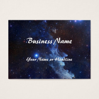 Witch Head Nebula NASA Space Business Card