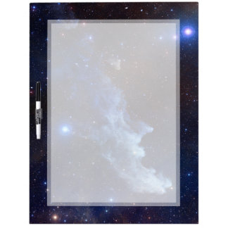 Witch Head Nebula NASA Space Dry Erase Whiteboard