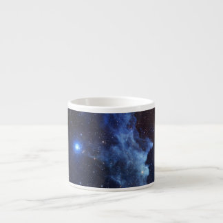 Witch Head Nebula NASA Space Espresso Cup