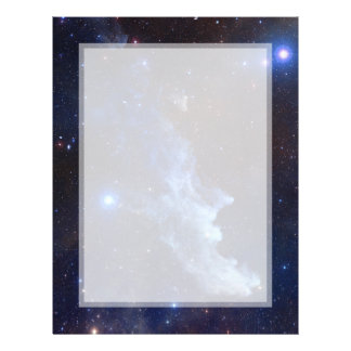 Witch Head Nebula NASA Space Flyer