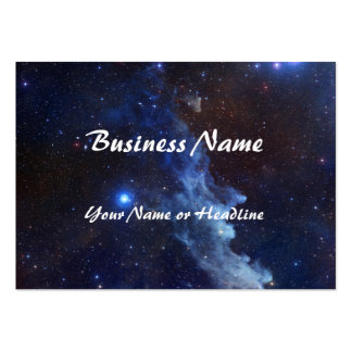 Witch Head Nebula NASA Space Large Business Card