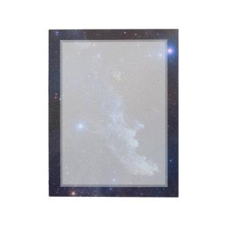 Witch Head Nebula NASA Space Notepad