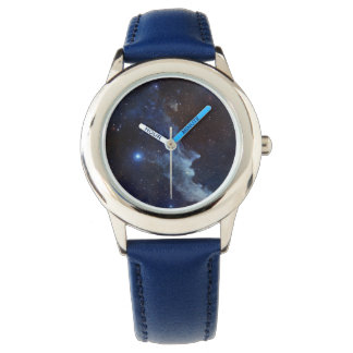 Witch Head Nebula Outer-Space Wristwatch