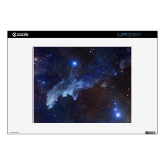 """Witch Head Nebula Space Blue Skins For 12"""" Laptops"""