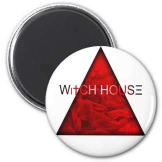 Witch House Magnet