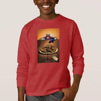 Witch Hunter Cookie-Hunting Youth T-Shirt