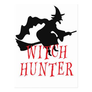 Witch Hunter Postcard