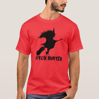 Witch Hunter T-Shirt Halloween 2011