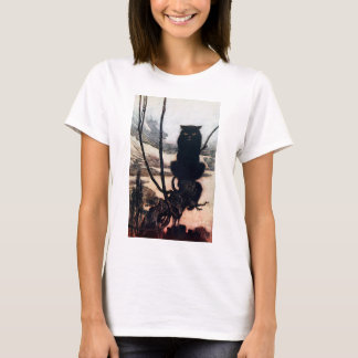Witch in Cat Form T-Shirt