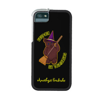 Witch In Training Graft Case for iPhone 5