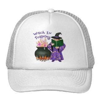 Witch in Training Trucker Hat