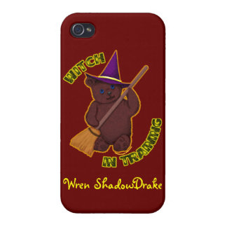 Witch In Training Savvy Case for iPhone 4