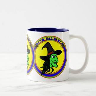 Witch Is In Mug