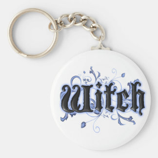 Witch Key Chains