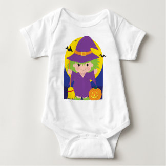 Witch Kid T Shirt