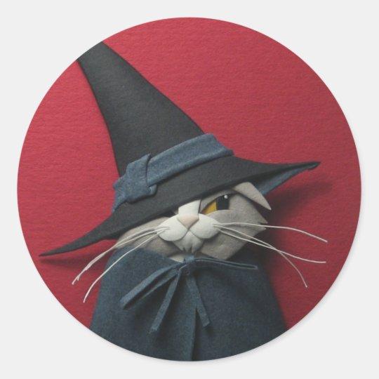 Witch Kitten #2 Stickers