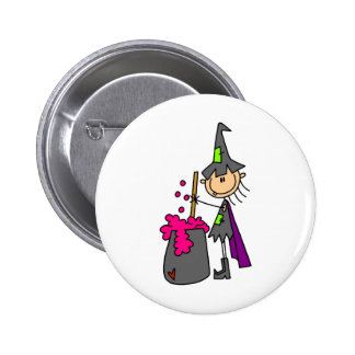 Witch Making Brew Pinback Button