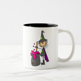 Witch Making Brew Mug
