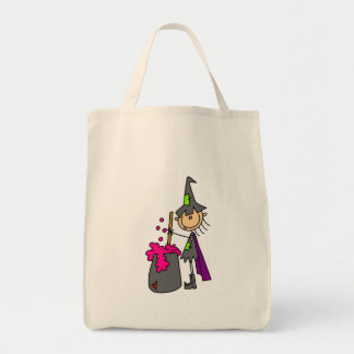 Witch Making Brew Tote Bag