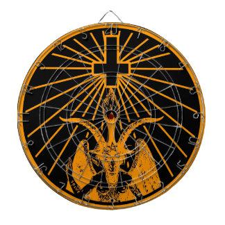 Witch master dartboards