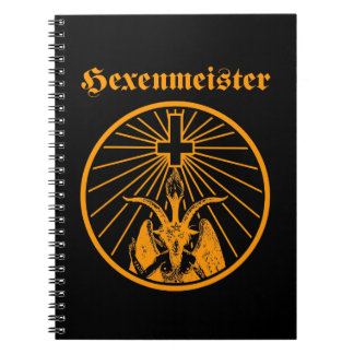 Witch master notebook