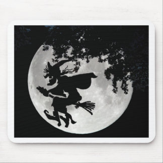 Witch Moon Mouse Pads