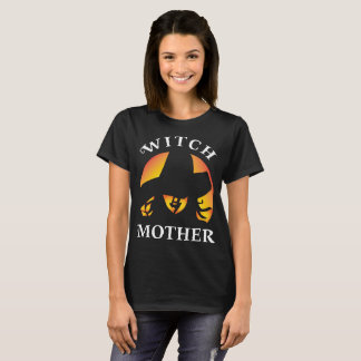 Witch Mother Halloween Costume T-Shirt