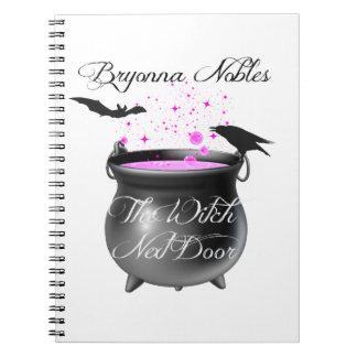 Witch Next Door Notebook