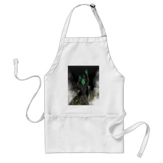 Witch - No Good Deed Adult Apron