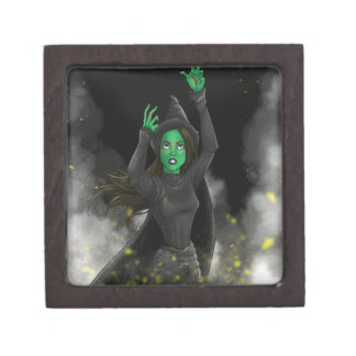 Witch - No Good Deed Jewelry Box