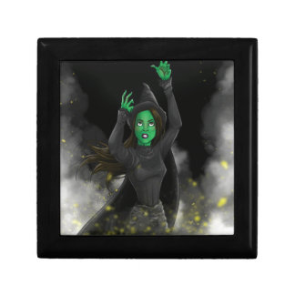 Witch - No Good Deed Keepsake Box