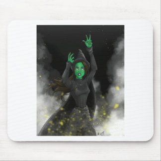 Witch - No Good Deed Mouse Pad