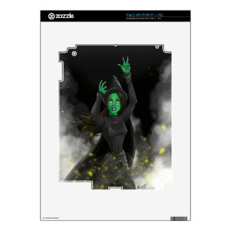 Witch - No Good Deed Skins For The iPad 2