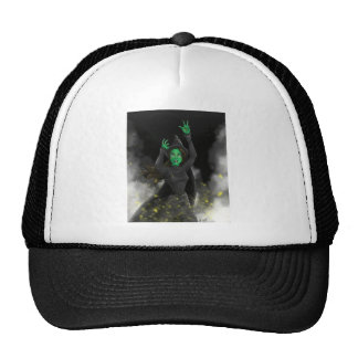Witch - No Good Deed Trucker Hat