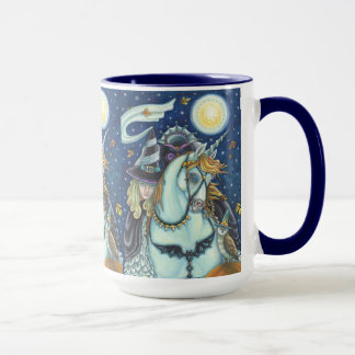 WITCH OF SLEEPY HOLLOW Ringer MUG