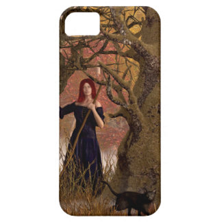 Witch of the Autumn Forest iPhone SE/5/5s Case