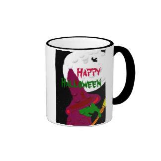 Witch of the night coffee mug