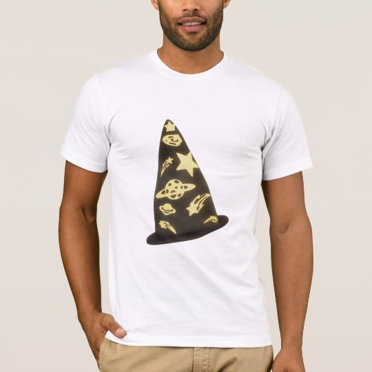 Witch or Wizard Hat T-Shirt