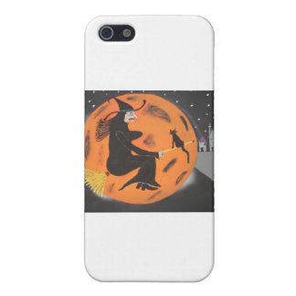 Witch Over Disneyland Case For iPhone SE/5/5s