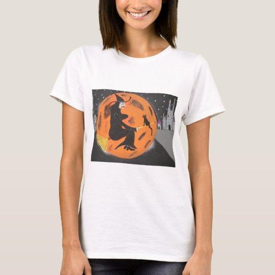 Witch Over Disneyland T-Shirt