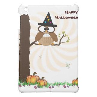 Witch Owl Halloween  iPad Mini Case