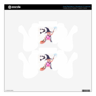 Witch Pig PS3 Controller Skin