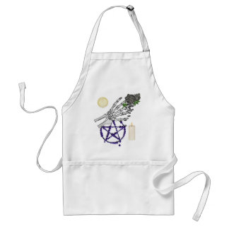 Witch Playthings Adult Apron