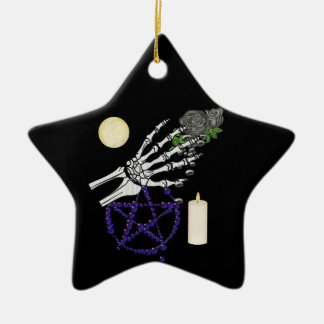 Witch Playthings Ceramic Ornament