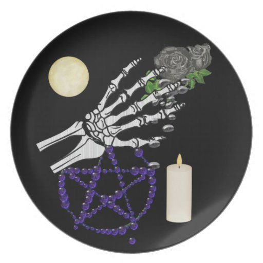 Witch Playthings Dinner Plate
