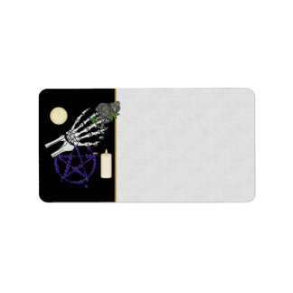Witch Playthings Label