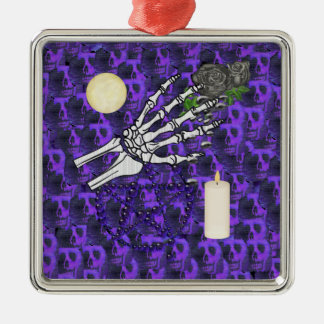 Witch Playthings Metal Ornament